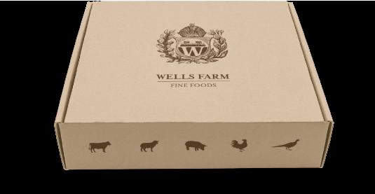 Wells Farm Fine Foods Box